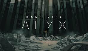 Атмосфера Half-Life: Alyx