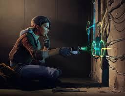 Головоломки Half-Life: Alyx