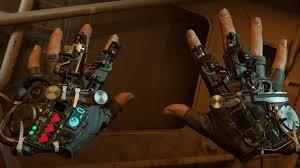 Half-Life: Alyx Gloves перчатки
