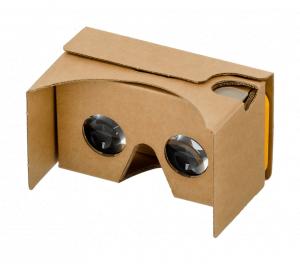 Виртуальная реальность в образовании Google cardboard