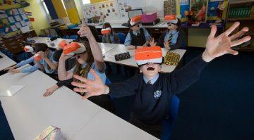 Виртуальная реальность в образовании
