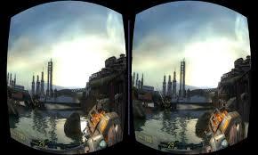 Игры в очках для смартфона