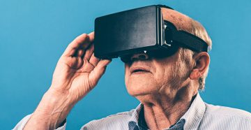 Фото виртуальный туризм для пожилых людей и инвалидов