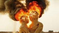 Фото - фестиваль Burning Man 2021