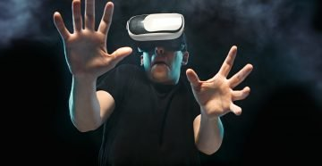 Страшная виртуальная реальность